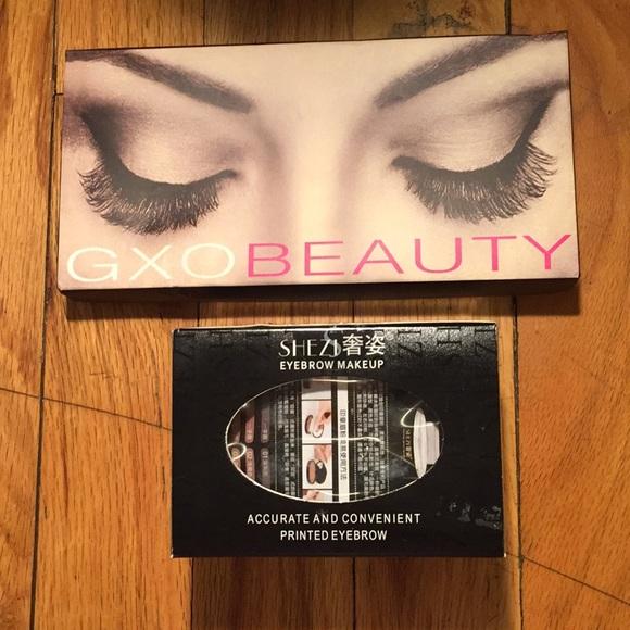 80a9de43d58 SHEZI Makeup   Eyebrow Gxo Beauty Eye Lashes   Poshmark